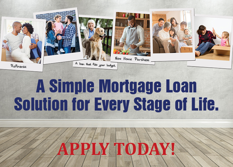 USE Credit Union offers a simple mortgage solution for every stage of life. Apply today!